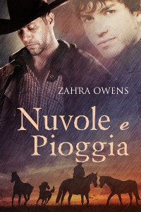 Nuvole e Pioggia: Clouds and Rain by Zahra Owens in Italian from Dreamspinner Press