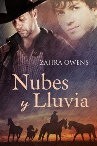 Nubes y Lluvia, Spanish Translation of Clouds and Rain from Dreamspinner Press