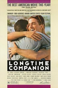 Promo poster for Longtime Companion