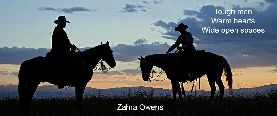 Zahra Owens' Wide Open Spaces