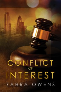 Conflict of Interest by Zahra Owens from Dreamspinner Press